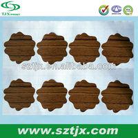 wood color sticker