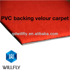 pvc plastic carpet roll