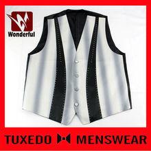 formal office wear for women with waistcoat