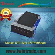 Japan Original konica minolta 512 42pl solvent print head for JHF Vista 2506/3306/S5004F/S5006FS/H8 3308F/H8 3304F/V8 3306F