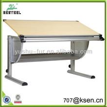 adjustable MDF drawing desk (YSF-7660S)