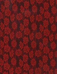 High quality spandex elastic fabric nylon lace fabric