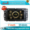 Car stereo bluetooth for Chevy/Saturn/Buick/GMC with 3G,DVD,GPS,Radio,BT,6CDC,foryou DVD loader,car audio stereo,LSQ Star!
