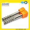 DOHRE 3 Flutes Extra Long Carbide Aluminum Cutting Tools
