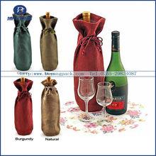large colorful choice velvet wine bag