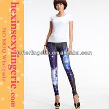 Wholesale Spandex Leggings Textile Fabric 2012 L13270