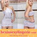 venta al por mayor blanco 2013 barato cordón muy sexy ropa interior caliente