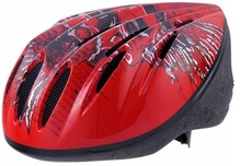 good quality red bike helmet 21 air vents for bicycle hot sale