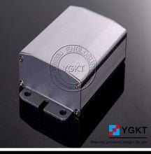 small aluminum tool box with cutomized foam 64*25.5-L (wxhxl)mm