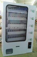 24 hours service vending machine for sale cigarette,tissues,condoms,soap,sanitary napkins