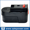 rechargeable NI-MH HPB14 14.4 - Volt Battery Pack for black&Decker