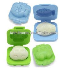 100% food grade animal shaped silicone cake decorating molds