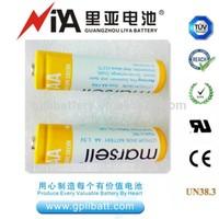 2900mAh LiFeS2 1.5v lr6 aa battery lithium batery
