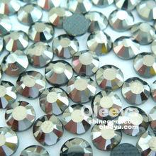 Good Fancy SS16 Mine Silver DMC Hotfix Rhinestone.Environmental friendly Chinese Hot Fix Rhinestone On Discount
