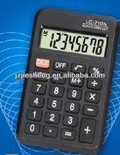 piccole dimensioni 210N calcolatrice tascabile con 8 cifre promtion regali