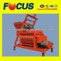 50- 65m3/h js1000 duplo eixo horizontal betoneira de cimento com grua/chute