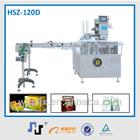 HSZ-120D the fast speed century carton punching machine