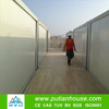 prefabricated modern 20ft module home for living