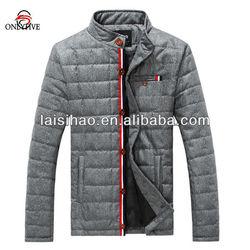 2013 cotton winter mens designer jackets