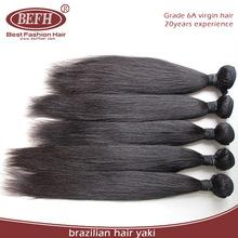 2015 the most popular new ideal style brazilian light yaki fashion hair
