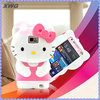 Hello Kitty 3d animal case for samsung galaxy s2 i9100