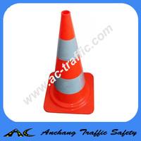 750 MM Orange PVC Cone