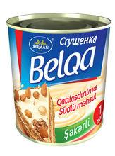 Sweetened condensed milky Product Belqa