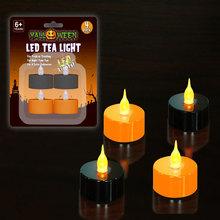 2014 Tea Light Candle (2pcs/set) for halloween