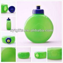 2013 NEW design food grade water bottle LDPE 500ML plastic army flask