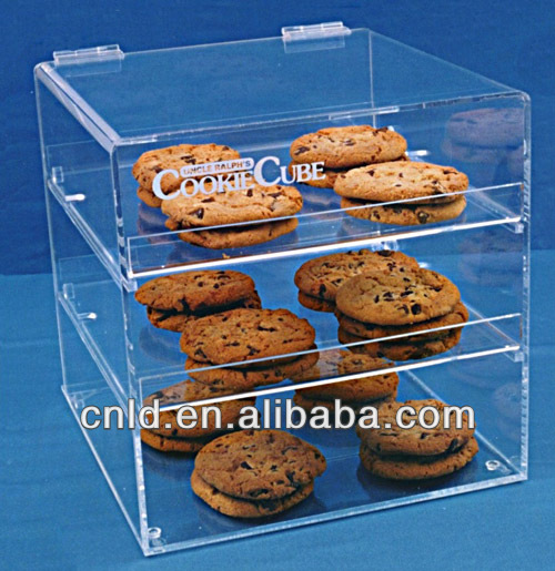 Cookie display case promotion