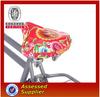 Promotional Bike Saddle Cover /pvc/polyester/nylon