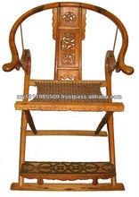 Huanghuali wood Hunting Chair