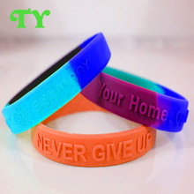 orange country New arrival high quality silicone bracelet for vogue style