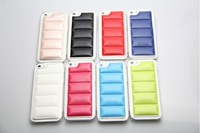 best selling korean style case for iphone 5 quality oem case for iphone 5 case wear cloth for your phone