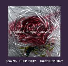 HANDMADE ALUMINIUM PAINTING CHB101012 3D effect new design