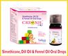 CRIONIL(Simethicone, Dill Oil and Fennel Oil Oral Drops)