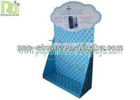 Advertising Cardboard E-Cigarette Counter Display Boxes Custom Waterproof