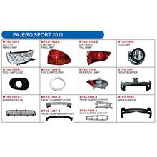 auto lamp and body parts for MITSUBISHI PAJERO SPORT 2011
