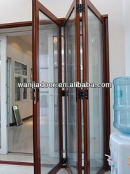 interior folding doors/cheap interior folding doors/lightweight folding door