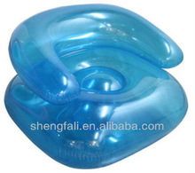 Fashionable pvc inflatable chair