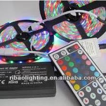 5M 300led Waterproof Epoxy 3528 RGB flexible led