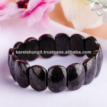 High energy shungite stone bracelet