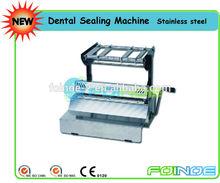 stainless steel dental sealing machine