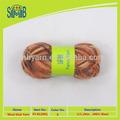 2015 boa venda multi cor grosso de lã fina boucle fio