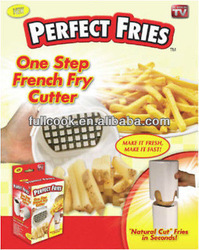 As Seen on TV Perfect French Fry Potato Cutter