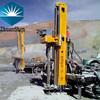 Hydraulic crawler DTH drilling equipment