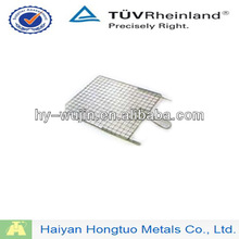 supermarket wire mesh grid panels