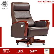 Lüks patron kullanılan ofis koltuğu mobilya 855-n