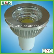 New hot 35W halogen replacements led spot gu10 lamp cob spotlight