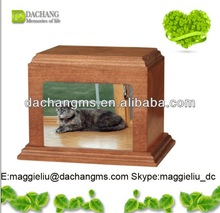 funeral supplies/wood urns for ashes from China